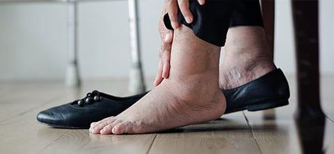 senior footcare