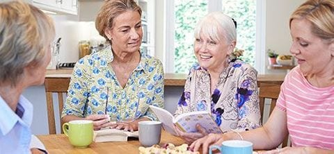 Senior Book Club Benefits | Guidance Corner | Bridge to Better Living