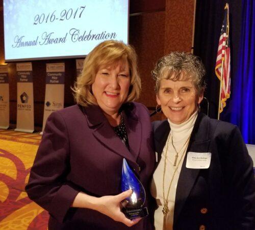 Joanne Sarpy County Award