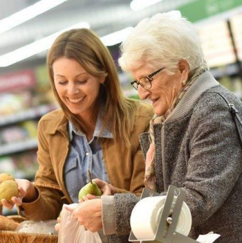 Change Diets as We Age   Bridge to Better Living