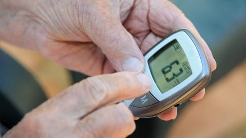 manage diabetes in seniors