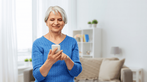 cell phones for seniors