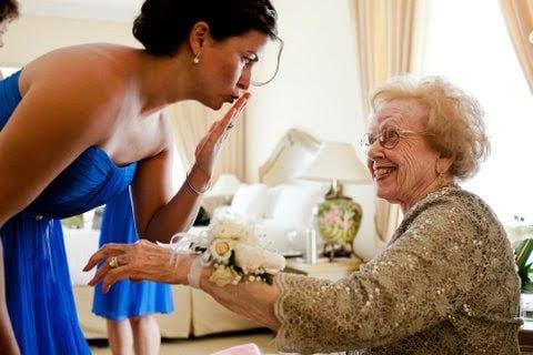 Grandma Lucy Wedding 1