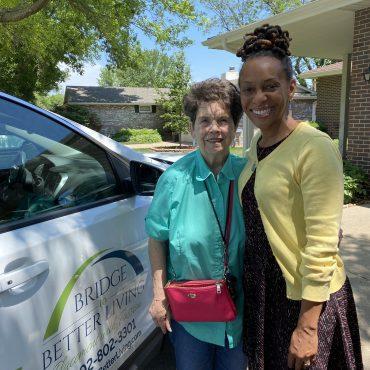 Bridge to Better Living Staff Yokima & Darlene